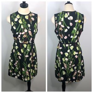 Victoria Beckham for Target Floral Shift Dress